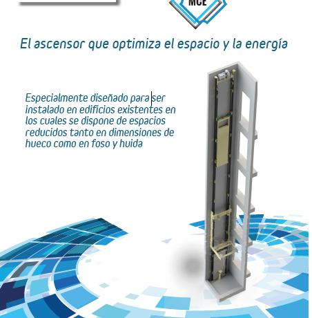 elevador modelo MCE